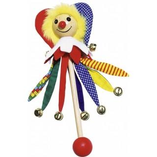 Bellino-clown cu clopotei