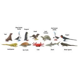 """Figurine cu animale """"Vietuitoare din Galapagos"""""""