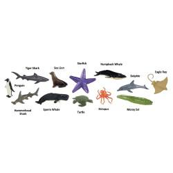 """Figurine cu animale """"Fauna oceanului"""""""