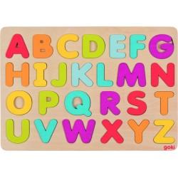 """Puzzle incastru """"Alfabetul2"""""""