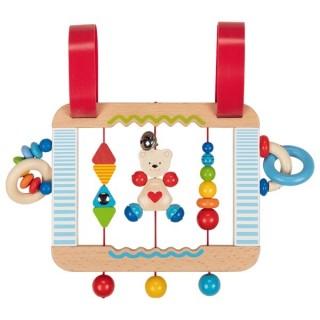 Placa de activitati pentru bebelusi