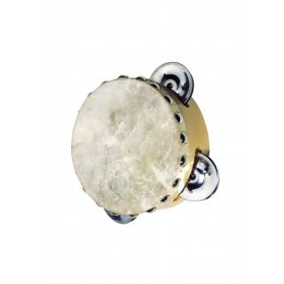 Tamburina cu piele naturala