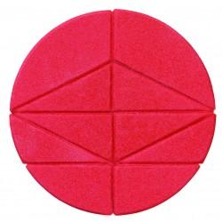 "Puzzle din piatra ""Cerc"""