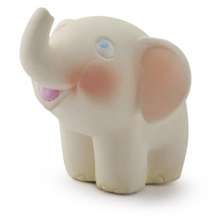 Jucarie din cauciuc natural Elefantul NELLY