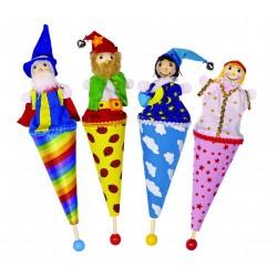 Marionete pop-up (mari)