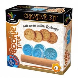 Set de pregatit biscuiti/fursecuri