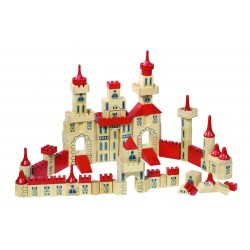 """Joc de construit """"Castelul"""""""