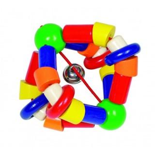 Jucarie senzoriala pe suport elastic (2)