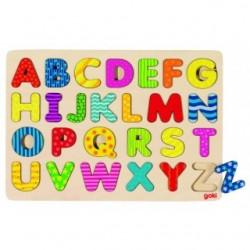 "Puzzle ""Alfabetul colorat"""