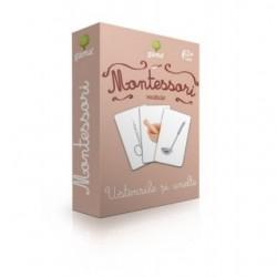 "Carduri Montessori ""Ustensile si unelte"""
