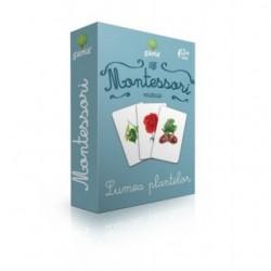 "Carduri Montessori ""Lumea plantelor"""