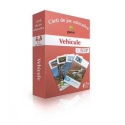 """Carduri educative """"Vehicule"""""""
