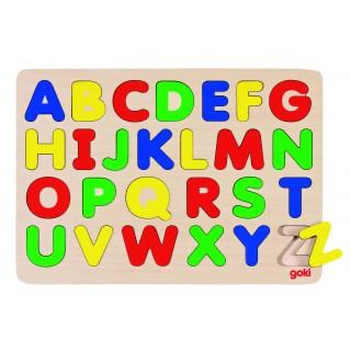 """Puzzle incastru """"Alfabetul"""""""