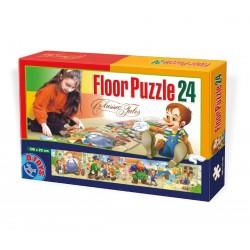 """Puzzle de podea """"Basme indragite"""""""