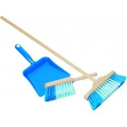 Set pentru curatenie (albastru)