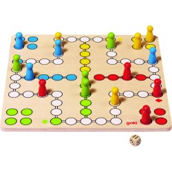 "Board game ""Ludo"""