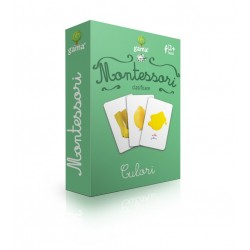 "Carduri Montessori ""Culori"""