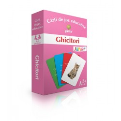 "Carduri educative ""Ghicitori"""